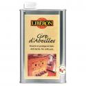 Cire abeilles liquide 0.5L Liberon chêne doré