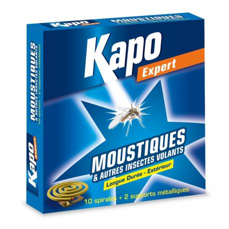 Kapo spirales boîte de 10