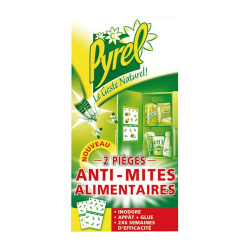 Pyrel antimites alimentaires x2