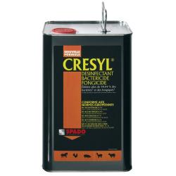 Cresyl produit fongicide bactéricide 5l