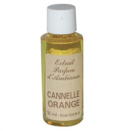 Extrait de parfum 15ml cannelle orange