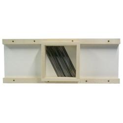 TELLIER - Râpe à choucroute en bois 235 x 600 x 60 mm
