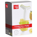 Coupe ananas easy slicer 3 lames