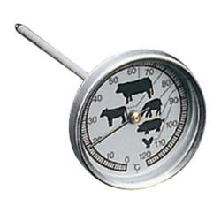 Thermomètre viande METALTEX