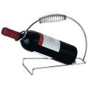Porte bouteille loop chromé 26 x 22cm KELA