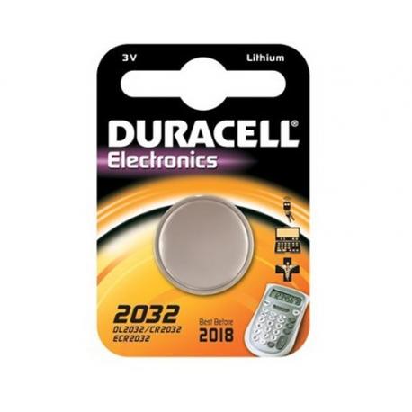 Pile électronique CR2032 x 1 - Duracell