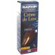 Crème de luxe saphir tube marron moyen