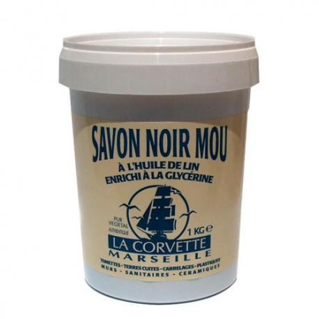 savon noir inox