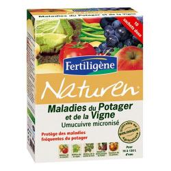 Maladies du potager et vigne 200g Naturen - Fertiligène