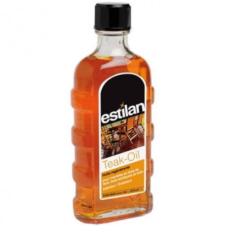 Estilan teck-oil flacon 125ml