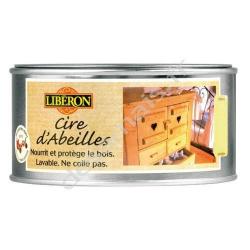 Cire abeilles pâte 500ML Liberon chêne doré