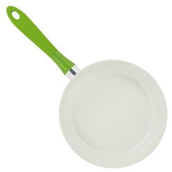 Poêle 28cm Evergreen Memory ceramique blanc