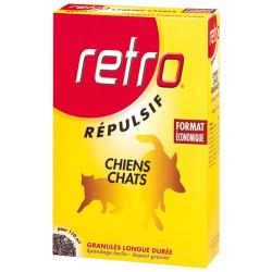RETRO répulsif chiens et chats
