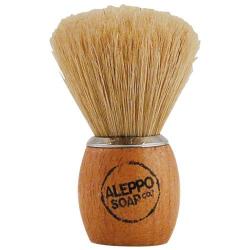 Blaireau en bois ALEPPO SOAP