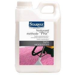 Shampoing nettoyant assainissant acariens Starwax 2L