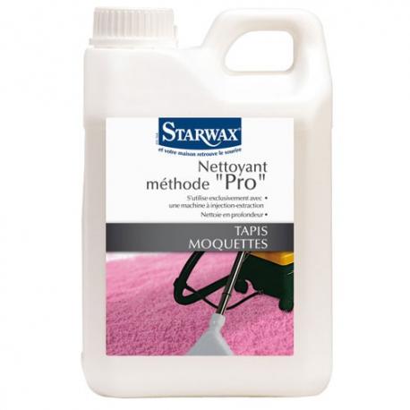 Shampoing nettoyant assainissant acariens Starwax 5L