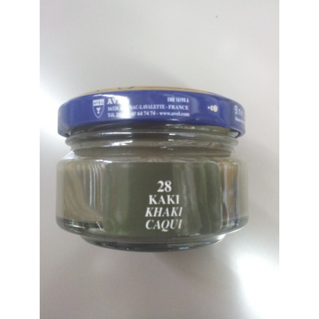 Pommadier saphir pot 50ML kaki