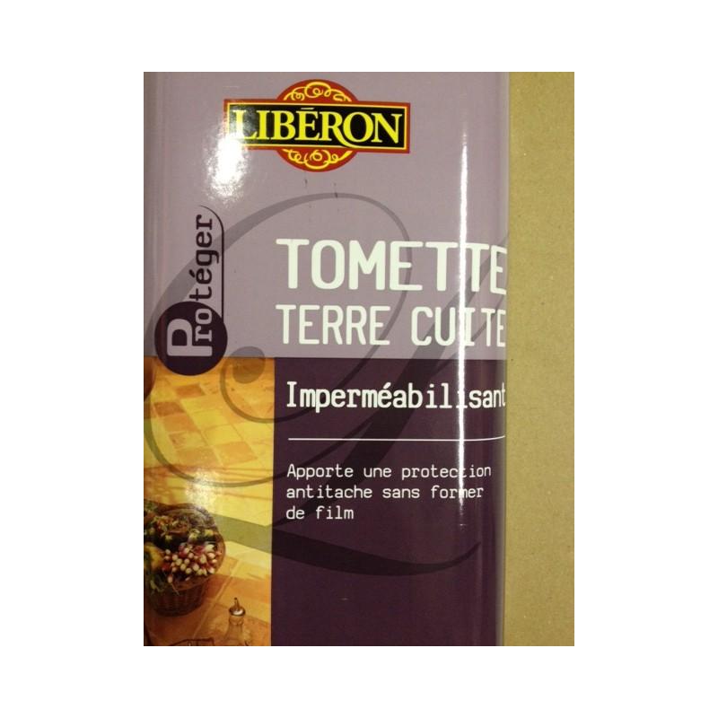 Intachable Movie protection imperméabilisant anti tache tomette, terre cuite liberon1l