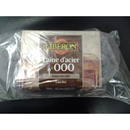 Laine acier LIBERON 150g N°000