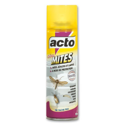 Acto antimite bombe 300ml à sec