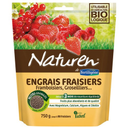 Engrais fraisiers 750g Naturen - Fertiligène