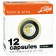 Capsule x12 Familia Wiss 110mm