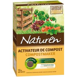 Activateur de compost 1.5kg Naturen - Fertiligène