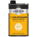 Cire des antiquaires Black Bison Liberon chêne clair - 500ML