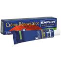 Crème rénovatrice SAPHIR tube 25ML or pale