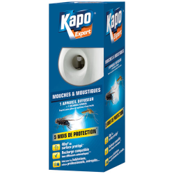 Diffuseur automatique mouches-moustiques KAPO