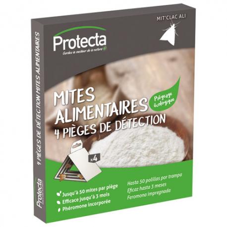 Mit'clac antimite alimentaire 4 pièges
