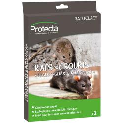 Ratuclac pièges pour rats et souris