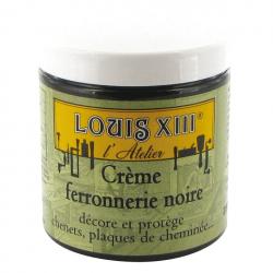 Crème décorative ferronnerie Louis xiii noir 250ML