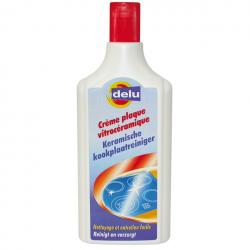 Delu crème nettoyant plaque vitrocéramique 250ML