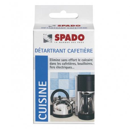Détartrant cafetière 5 sachets Spado