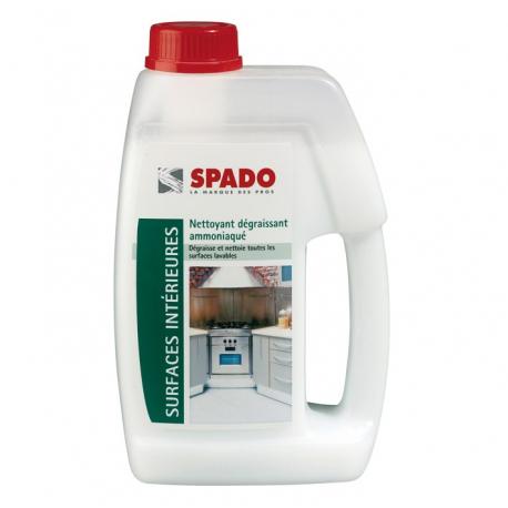 SPADO - Nettoyant détergent ammoniaqué 1L