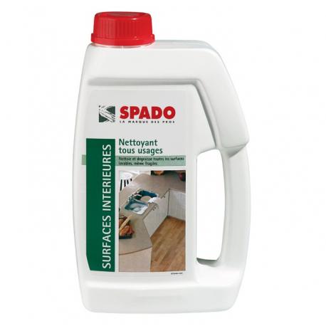 SPADO - Nettoyant détergent multi-usages 1L