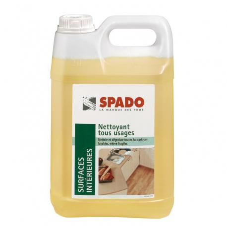 SPADO - Nettoyant détergent multi-usages 5L