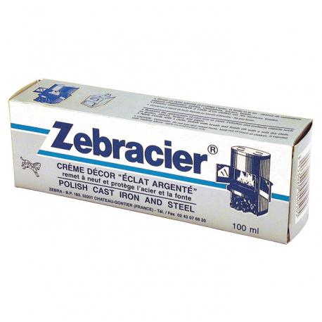 Zebracier pâte tube 100ML