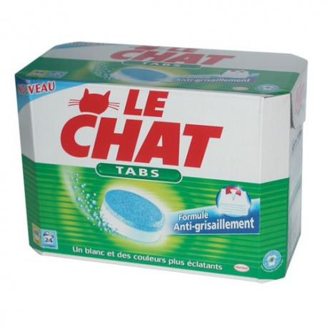 Pastilles linge Le Chat