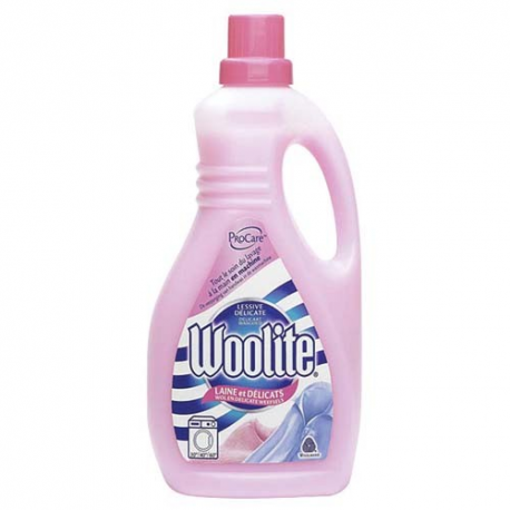 Woolite liquide machine 1,5l